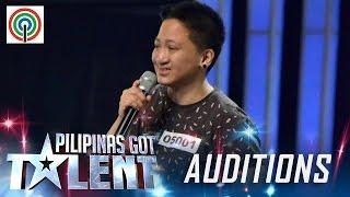 Pilipinas Got Talent Season 5 Auditions: Micah Cate - Singer