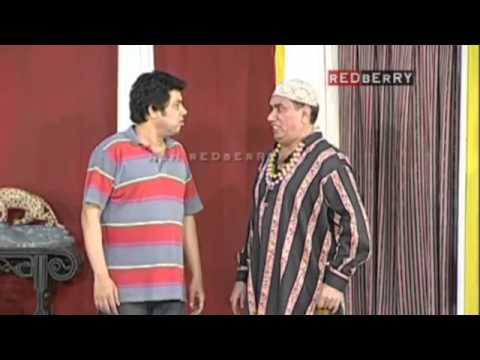 Banarsi Thag New Pakistani Full Stage Drama 2015