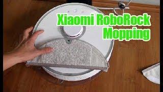 Xiaomi RoboRock Mopping Demo