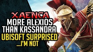 More Alexios Than Kassandra In Assassin
