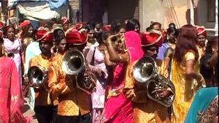 Hijras Kinnar Dance Rally Chhattisgarh Bilaspur