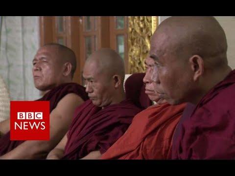 Xxx Mp4 Rohingya Crisis Meeting Myanmar S Hardline Buddhist Monks BBC News 3gp Sex