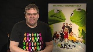 Elton trifft Kermit und Miss Piggy