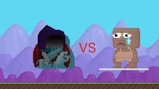 Growtopia-Noob vs Pro