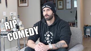 Dom Mazzetti vs. Why Comedy is Dead