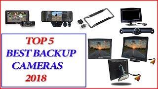 Best Backup Cameras 2018 - Top 5 Best Backup Cameras 2018