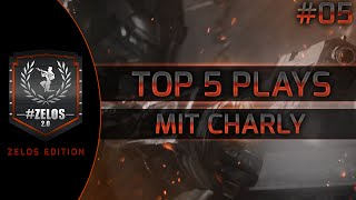 [ZELOS SPEZIAL] UX TOP 5 Plays #5 | mit Charly