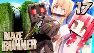 Minecraft Maze Runner Episode 17: Three Girls, One Maze!