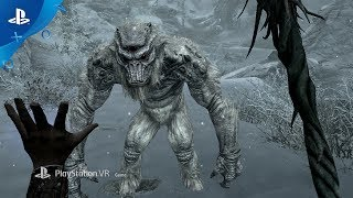 The Elder Scrolls V: Skyrim VR – PlayStation VR Gameplay Trailer | E3 2017