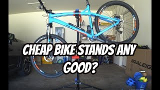 Are cheap bike stands worth it?