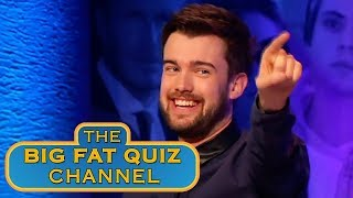 Jack Whitehall Outwits Puppet Man | Big Fat Quiz Anniversary 2015
