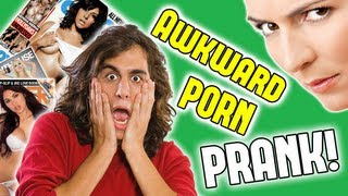 MOTHER FINDS SON'S PORN - Prank Call! (VERY Awkward)