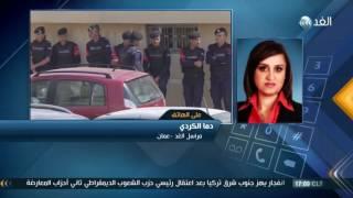 تفاصيل تبادل إطلاق النيران بين ضابط أردني و أمريكيين في قاعدة عسكرية بالأردن