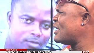 Bukom Banku explains reason  for change in body  colour