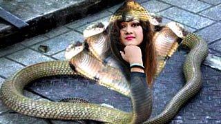 সাপের চরিত্রে মুনমুন!! কখনো সাপ কখনো মানুষ !! Bangla News
