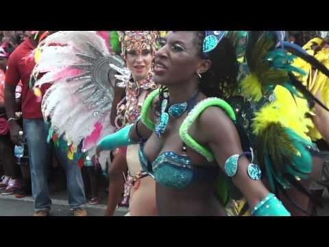 Seychelles Carnival in Victoria