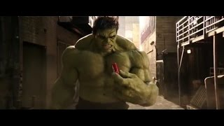 Hulk vs  Ant Man Coca cola  Commercial