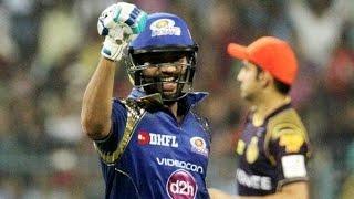 IPL 9: Rohit Sharma powers MI to six wicket victory over KKR