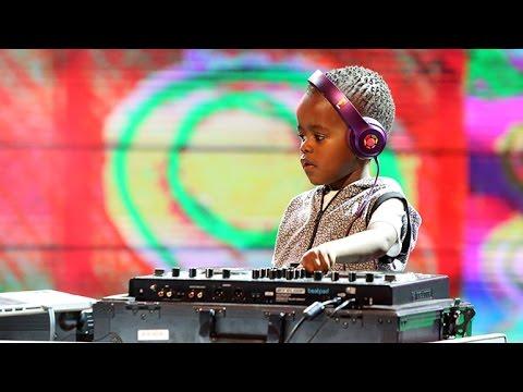 SA's Got Talent semi final 2015 DJ Arch Jnr.