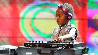 SA's Got Talent semi-final 2015: DJ Arch Jnr.