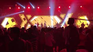 Benny Dayal And FunktuaTion The Band Performing #TamilFever Live At Whitefield, Bangalore