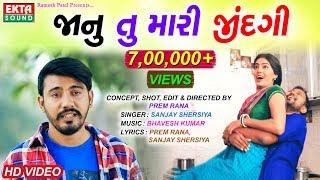 Janu Tu Mari Zindagi || Sanjay Shersiya || Full HD Video Song