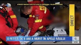 Stirile Kanal D (14.08.2017) - Un microbuz s-a rasturnat in Dambovita! 3 oameni au murit