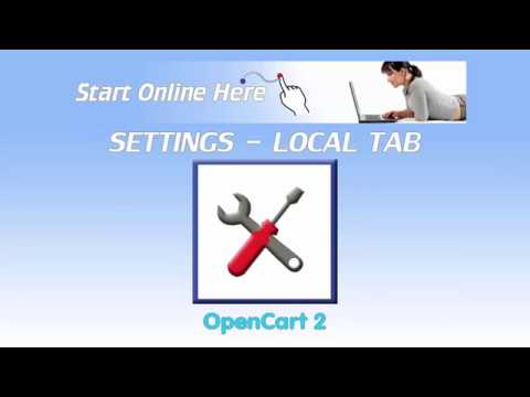 Xxx Mp4 System Settings LOCAL Show Me OpenCart Learn How To Setup OpenCart Xxx By Start Online Here 3gp Sex