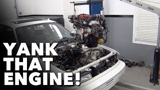 Street Sleeper Part 5 - Pulling The Engine & More