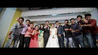 Wedding highlights of Simon and neethu