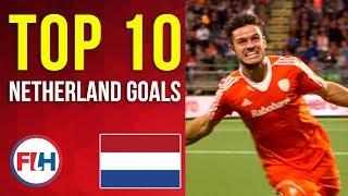 TOP 10 NETHERLAND MEN