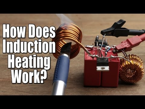 How does Induction Heating Work DIY Induction Heater Circuit