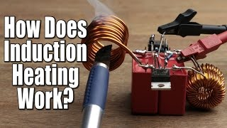 How does Induction Heating Work? || DIY Induction Heater Circuit