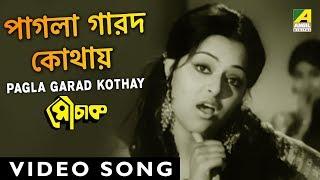Pagla Garad Kothay Ache | Mouchak | Bengali Movie Video Song | Manna Dey, Asha Bhosle