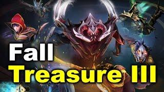 Dota 2 Fall 2016 Treasure III Chest / Extremely Rare SF