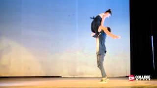Duet Dance 1 | Rendezvous 2015 | IIT Delhi