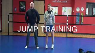 Learn How to Get Better Cheer Jumps  |  How to Get a Higher Toe Touch