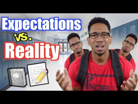Xxx Mp4 First Day Of School EXPECTATION Vs REALITY 3gp Sex
