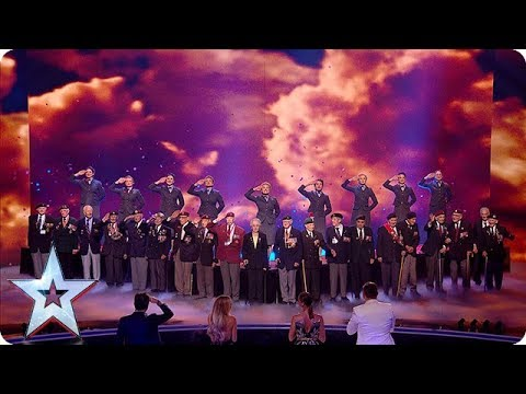Xxx Mp4 Wartime Choir The D Day Darlings Take On Vera Lynn CLASSIC At The Final The Final BGT 2018 3gp Sex