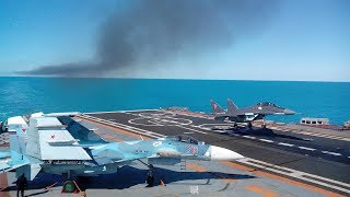 Russia's Only Aircraft Carrier Will Get New MiG-29s