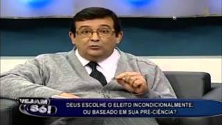 Marcos Granconato explica a Predestinação