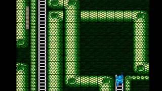 Mega Man 3- Snake Man Video Walkthrough COMPLETE