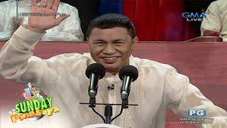 Sunday PinaSaya: Ang unang SHOWNA ni Rodney 'Dugong' Juterte
