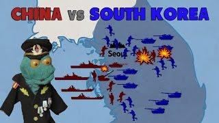 China vs South Korea (2017)