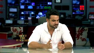 MEET THE EDITORS WITH Tovino Thomas_Reporter Live