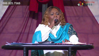 FLOWING IN THE ANOINTING AND PRESENCE OF GOD - Prophetess Mattie Nottage