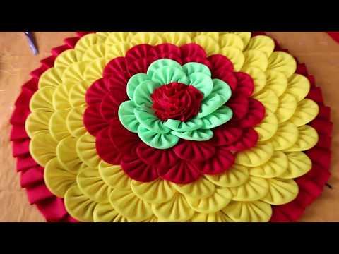 Xxx Mp4 WOW Amazing Doormats How To Make Doormats Using Waste Clothes DIY Doormats Making Idea 3gp Sex