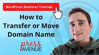 How to Transfer Move Domain Name to New Account - Godaddy to Namecheap
