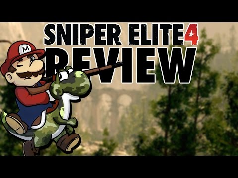 Sniper Elite 4 Review german