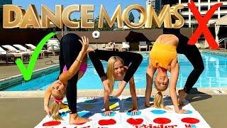 DANCEMOMS Lily K vs The Rybka Twins!